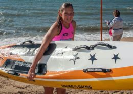 Mango Racing paddle racing boards