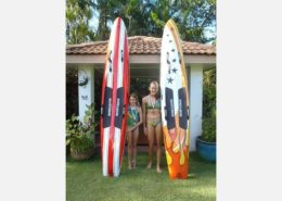 Mango Racing paddle racing boards