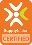 SupplyNation Certified logo